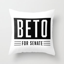 beto official logo Throw Pillow