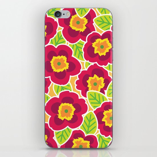 Primrose Collection 3 iPhone & iPod Skin