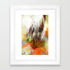 Ptelea Framed Art Print