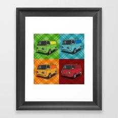 Vantastic Framed Art Print