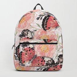 Flowers & butterflies #3 Backpack
