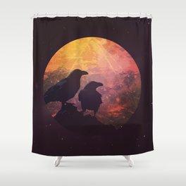 Corvus Shower Curtain