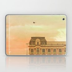 Fairy Tale Book (Retro and Vintage Urban, architecture photography) Laptop & iPad Skin