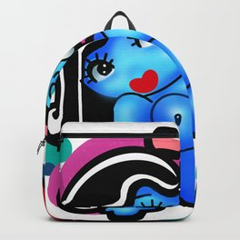 And Then I Woke Up  Backpack