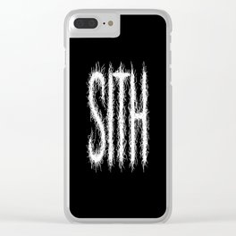 Sith Clear iPhone Case