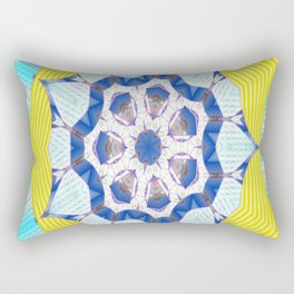 Resurrect Mandala 7 Rectangular Pillow