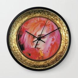Madame Edwarda Zin-François Wall Clock