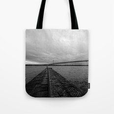 Forth Road Bridge Tote Bag