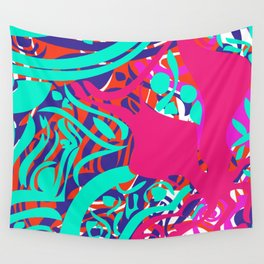Pupillary Wall Tapestry