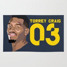 Torrey Craig Rug