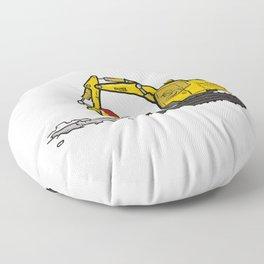 Heart Digger Floor Pillow