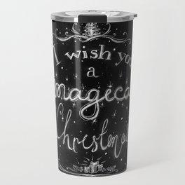 Magical Christmas Travel Mug
