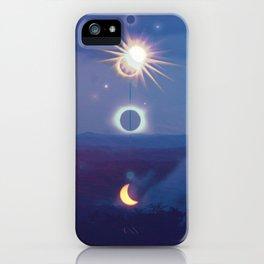 Wilderness Eclipse iPhone Case