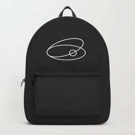 The sand makes the pearl. (Oyster) Backpack