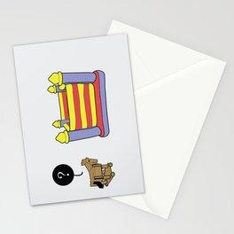 Trojan Stationery Cards