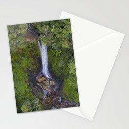 Cascada Fin del Mundo Stationery Cards