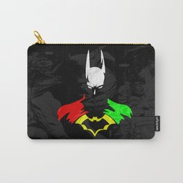 Colorful Heroes Carry-All Pouch