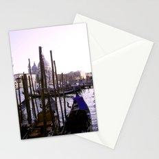 Venezia Gondolas Stationery Cards