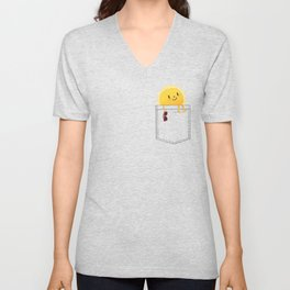 Pocketful of sunshine Unisex V-Neck