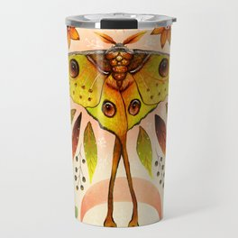 Moth Wings IV Travel Mug