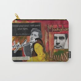 Modigliani Carry-All Pouch