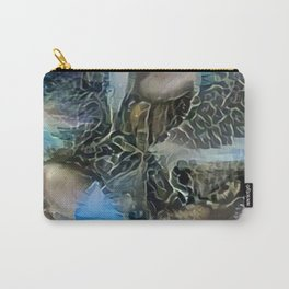 Blue Polignano Ambersand Carry-All Pouch