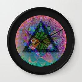 Mystik Wall Clock