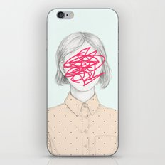 Who Am I? iPhone Skin
