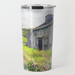 Harbor Master House, Ring of Kerry Ireland Travel Mug