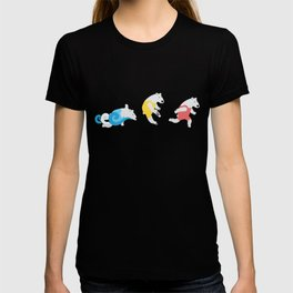 Polar Bear Triathletes T-shirt