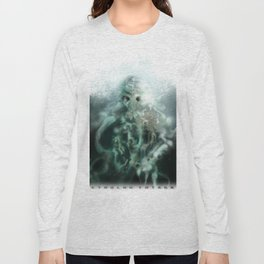 Cthulhu fhtagn Long Sleeve T-shirt