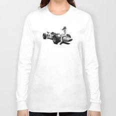 f o r m u l a Long Sleeve T-shirt