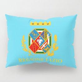 flag of latium or Lazio Pillow Sham