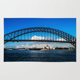 Harbor Bridge Rug