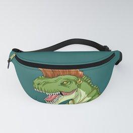 Mr T-Rex Blingosaurus | Bling, Mohawks & Dinosaurs Fanny Pack