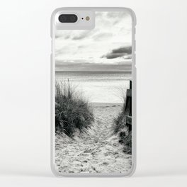 Lull Clear iPhone Case