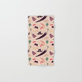 Practically Perfect Pattern Hand & Bath Towel