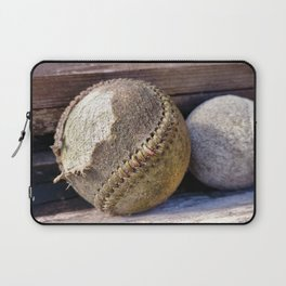 Foul Ball Laptop Sleeve