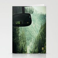 drive Stationery Cards featuring Drive by Hannah Kemp