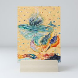 Savasana Mini Art Print