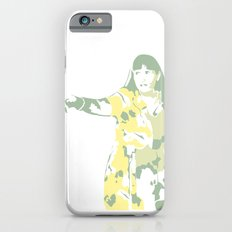 Lady Pointing Out iPhone 6s Slim Case
