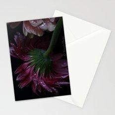 Cherry Gerbera Stationery Cards