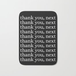 thank you, next Bath Mat