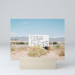 Plz Send Mini Art Print