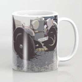 Mille Miglia No.19 Coffee Mug