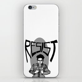 Resist Rosa Parks iPhone Skin