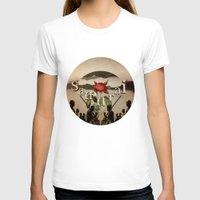 samurai T-shirts featuring samurai by Rosa Picnic