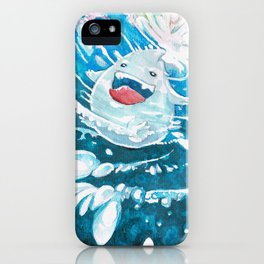˹Plum the Droplet˼ iPhone Case