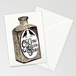 Old Crow Medicine Show Tonic Stationery Cards