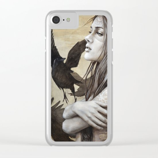 Chilali Clear iPhone Case